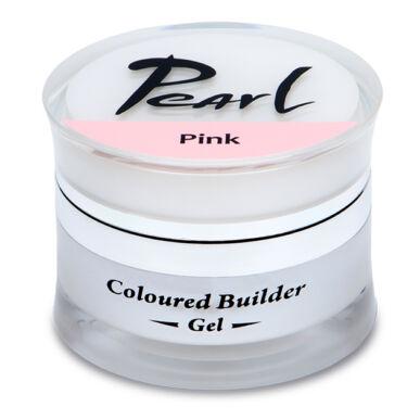 Színezett építő zselé - Pink