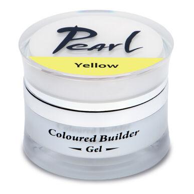 Színezett építő zselé - Sárga