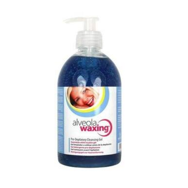 Alveola Gyantázás előtti tisztító gél