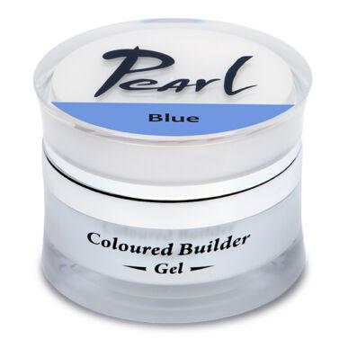Pearl Nails Színezett építő zselé Kék 15ml
