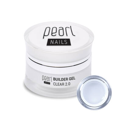Builder Clear Gel 2.0