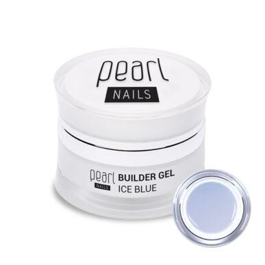 Pearl Nails Builder Gel Ice Blue kékes árnyalatú műkörömzselé